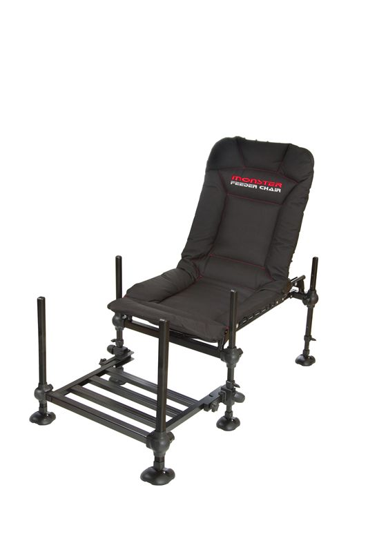 korda fishing chair folding soccer korum footplate - £53.95