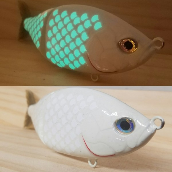 Stencil Fishing Lure Molds - Year of Clean Water