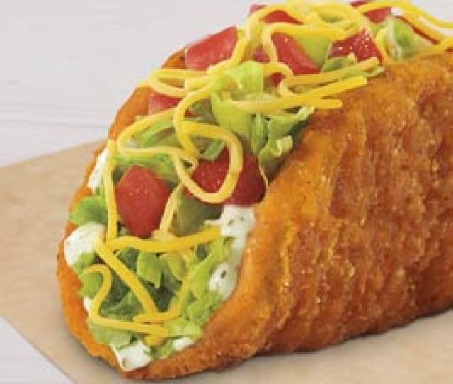 The Naked Chicken Chalupa Order It At Taco Bell