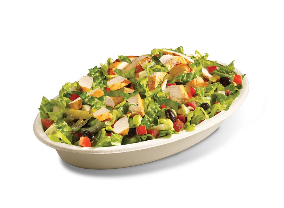 Taco Bueno Menu Salads Bowls Taco Bueno