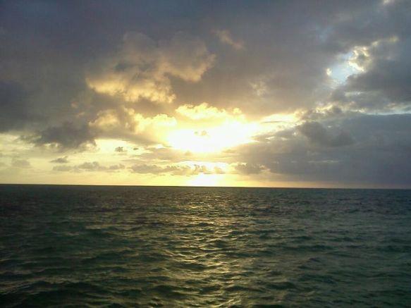 caribbean sea san pedro belize
