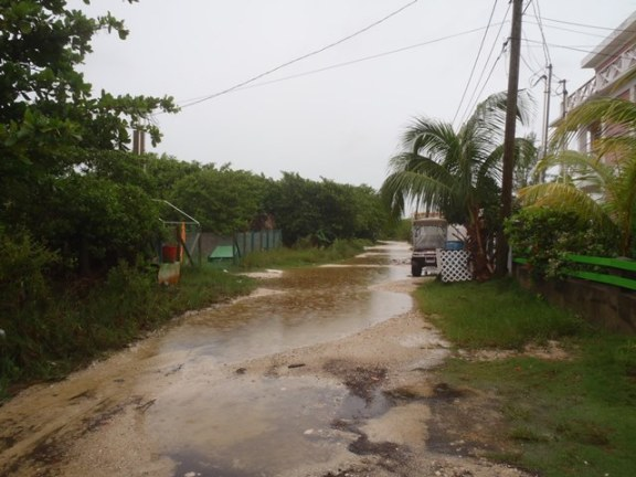 belize rainy season