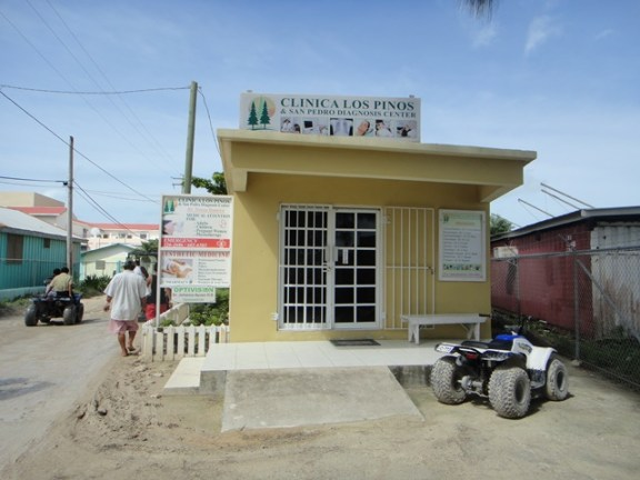 medical in belize