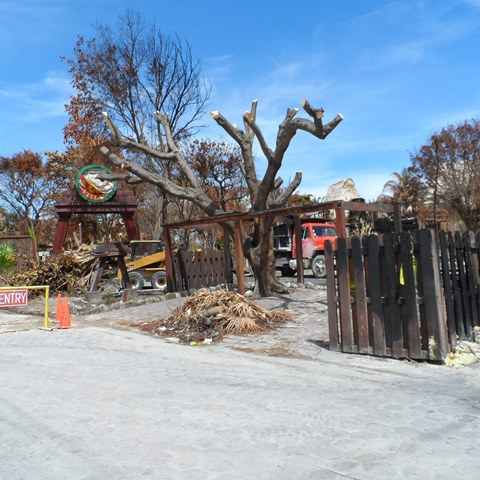 ramon's village fire