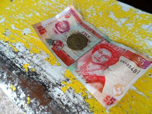 belize money