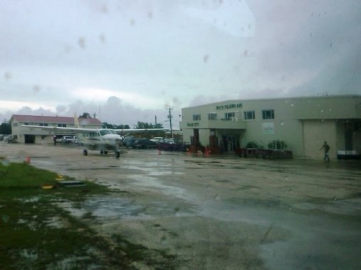 municipal airport belize