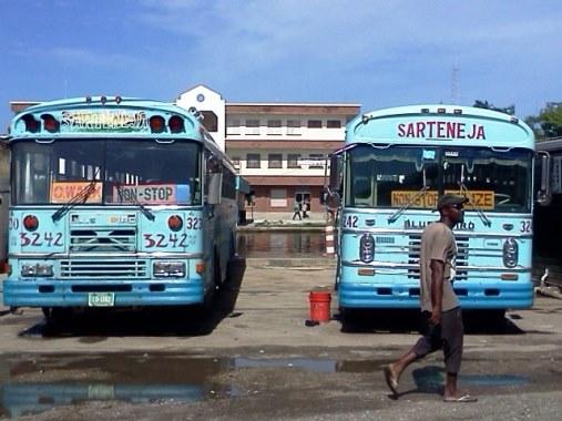 belize busses