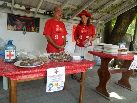 belize red cross volunteers