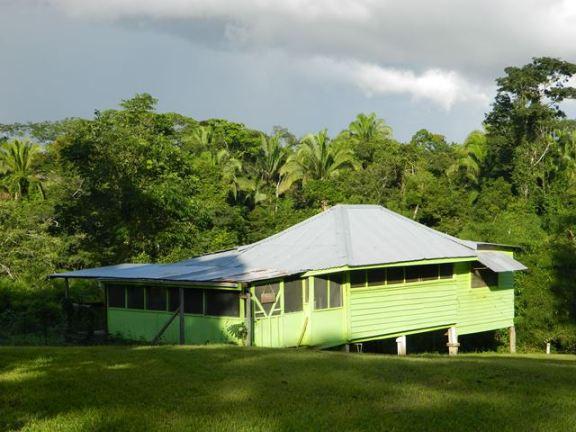 camp ywam in roaring creek belize