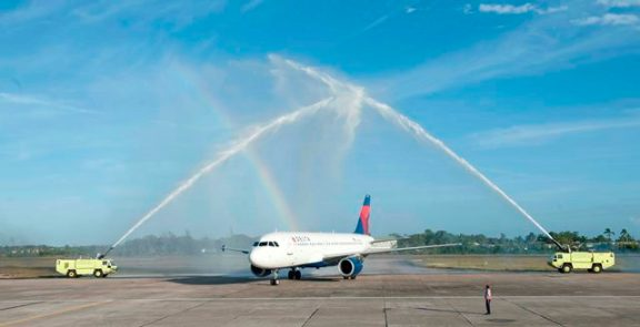 delta direct flight to belize