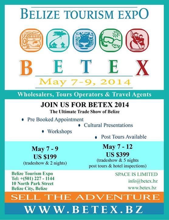 belize tourism expo 2014
