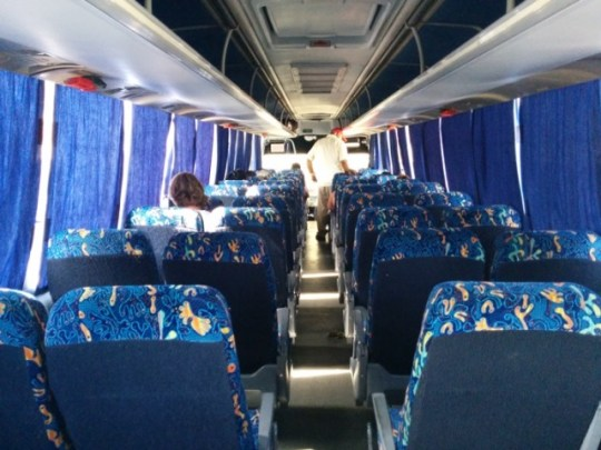 mayab bus chetumal to tulum