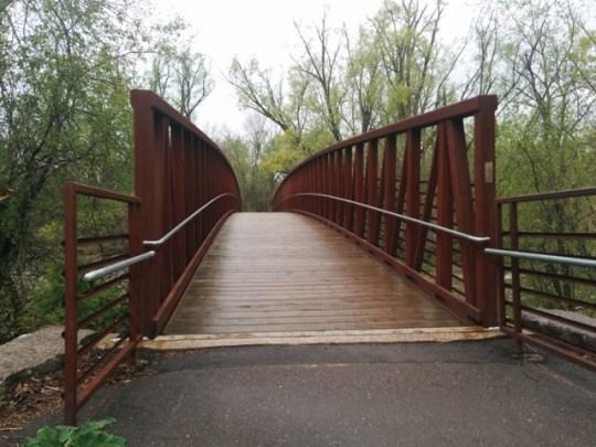 conservation park bridge