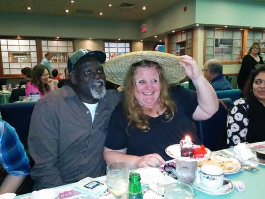 birthday party at mandarin restaurant