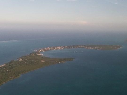 caue caulker island