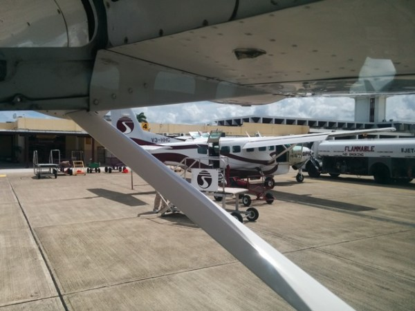 philip goldson international airport belize