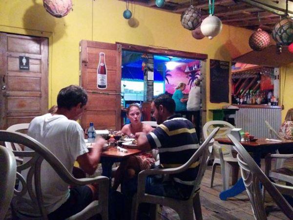 san pedro restaurant