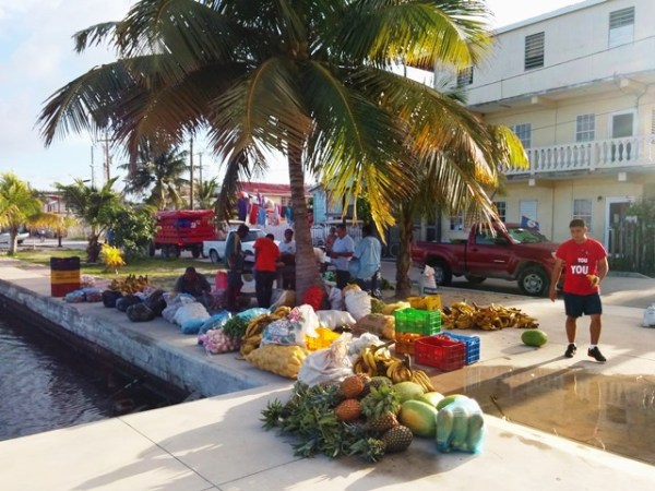 farmers market belize