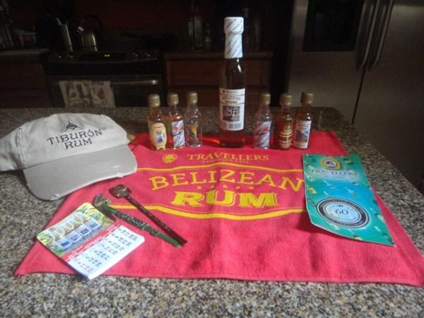 travellers rum belize