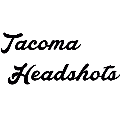 Professional headshot photographer in Tacoma, Washington