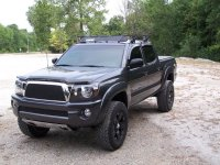 Roof rack system | Tacoma World