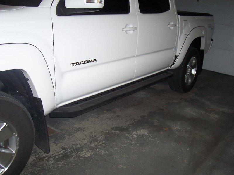 Tacoma Bars Toyota Side 2014 Step