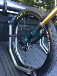 Bed Rail Cleats and Bike Racks | Tacoma World