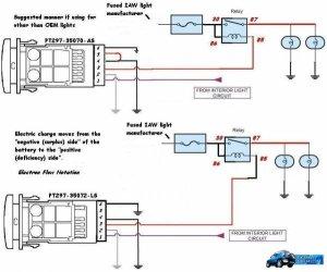 Need OEM Fog Light Switch Wiring Diagram | Taa World