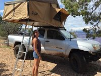 Your Opinion on Roof Top Tent | Tacoma World