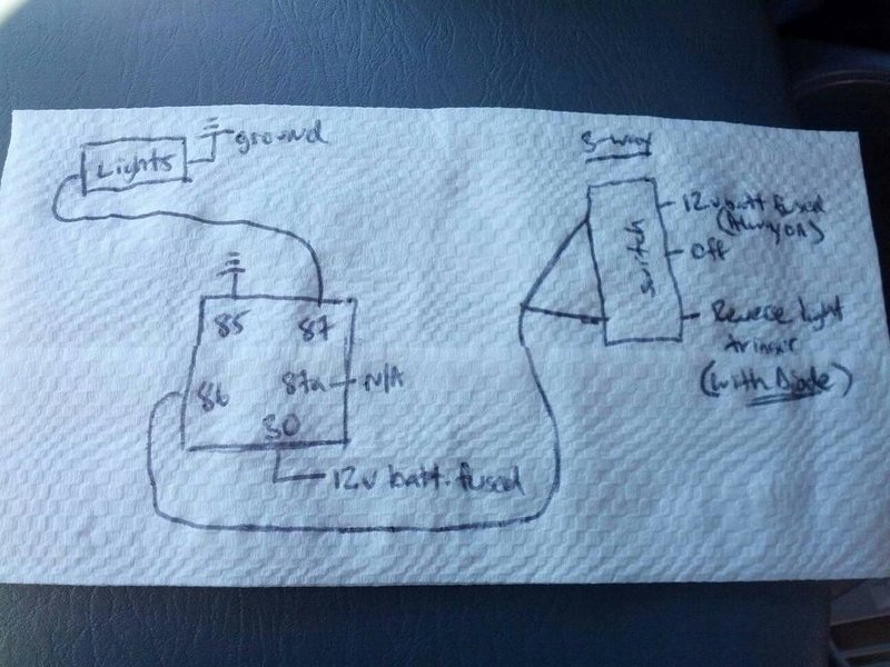 wiring diagram installing two way light switch water well pressure extra reverse lights to and preexisting | tacoma world