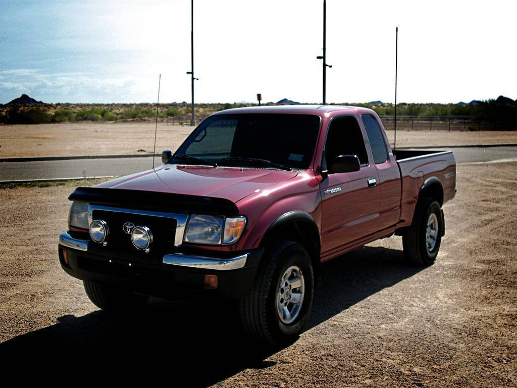 Fog Light Wiring 06 Tacoma 4 Cyl Extended Cab