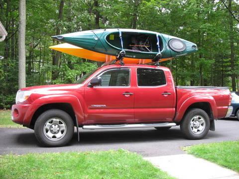 kayak rack help tacoma world