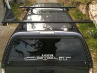Roof rack for my leer shell
