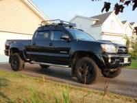 yamika load warrior on factory roof rack?? - Tacoma World ...