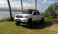 Roof/Surf Rack on 'Oahu