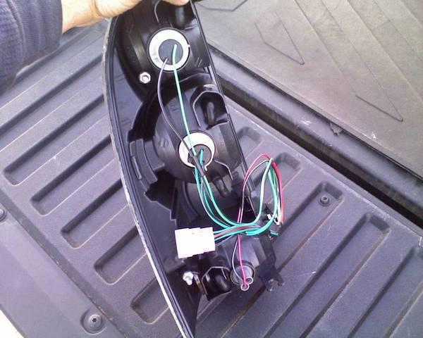 Wiring Up Brake Lights