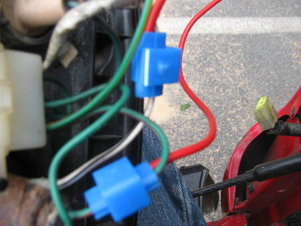 Third Brake Light Wiring Harness