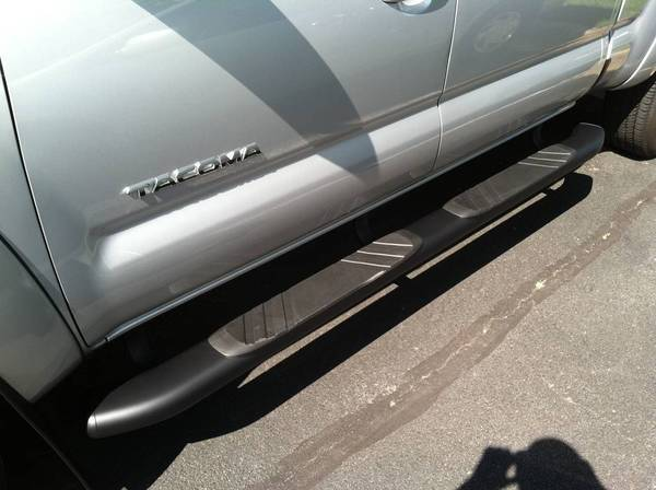 Go Rhino 5 Xtreme Oval Nerf Bars  Product Review