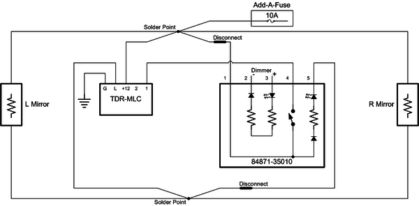 00 04 Tundra Wiring Diagram Mirror : 34 Wiring Diagram