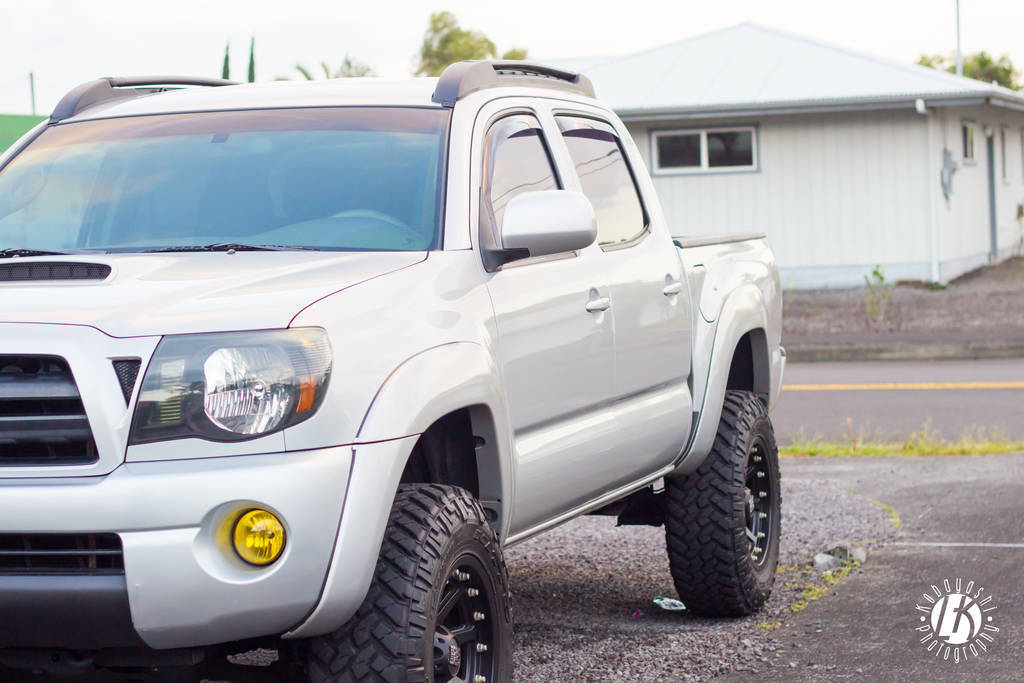 Factory Fog Light Switch With Hella 500s Page 2 Tacoma World