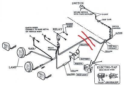 Ipf Driving Light Wiring Diagram : 32 Wiring Diagram