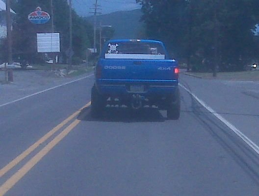 big ol truck vag