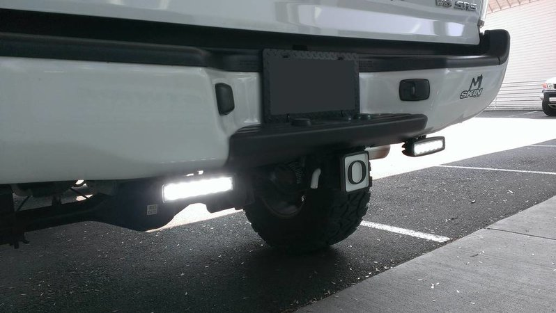 Help Wiring Auxiliary Reverse Lights Tacoma World