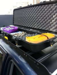 Roof Rack Mounted Storage Box (20140328_161053.jpg