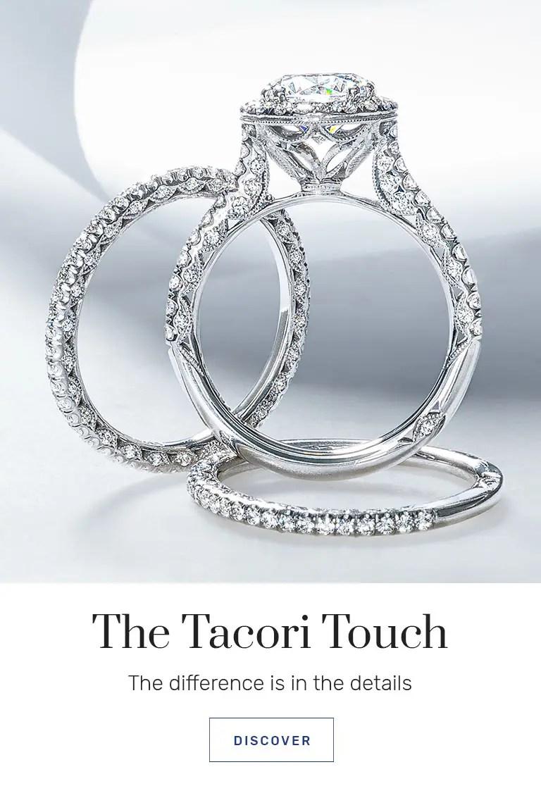 tacori engagement rings diamond