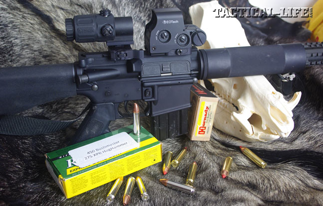 Beyond the .223: Alternative Cartridges for the AR ...