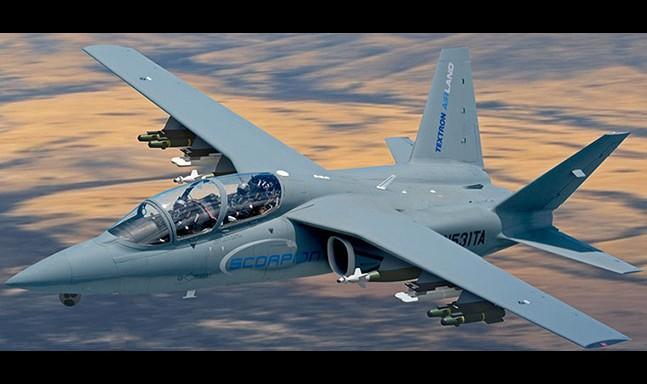 textron-airland-scorpion-647x384.1421390695 Перспективный штурмовик для спецназа США
