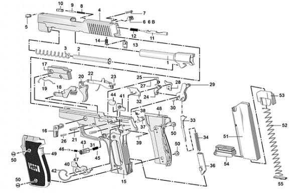 Back to Basics: Understanding Your Handgun Trigger