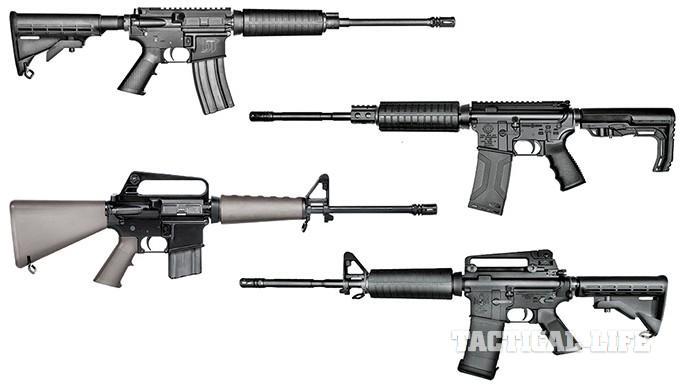 8 Law Enforcement-Ready AR-15 Rifles Under $1,000