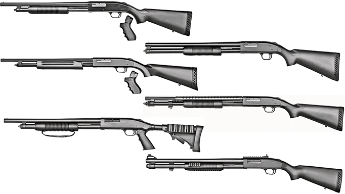 Mossberg ZMB Series Shotguns